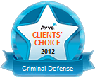 Avvo Clients Choice 2012
